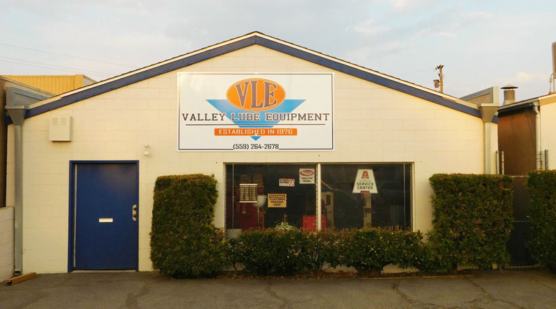 Valley Lube Equipment office